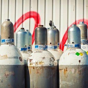 Technische gassen in de metaalsector