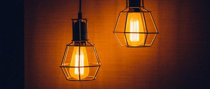 Stoere lampen, lampen met lef