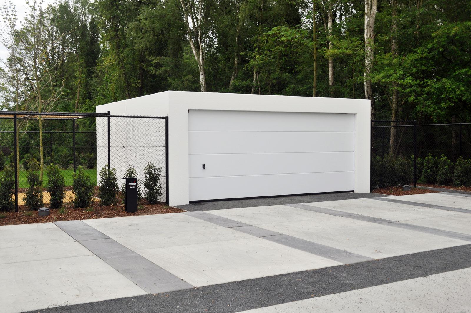 Prefab Garage Steen : Een prefab garagebox snel en budgetvriendelijk z i n d e r i n g