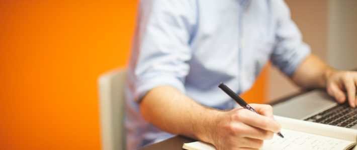 Bloggen schept een band met uw lezer