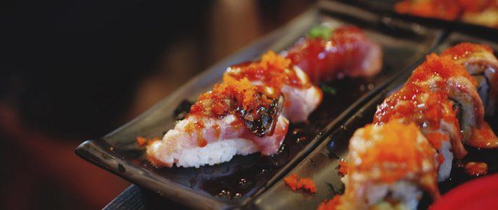 Sushi eten in Enschede? TAO!