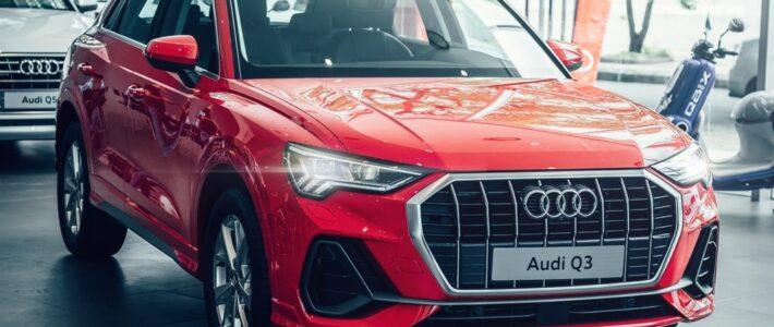 Een Audi Q3 private lease, wat voor jou?