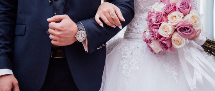 Tijdlijn tot je bruiloft