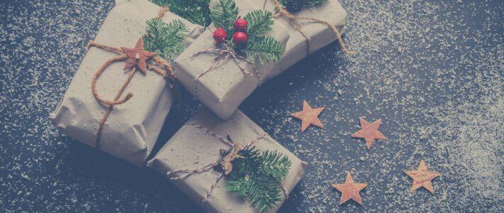 Welke kerstpakketten kan je geven?